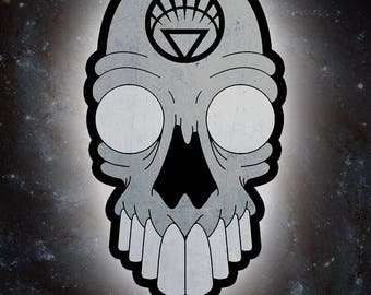 White Lantern Corps *PRINT*