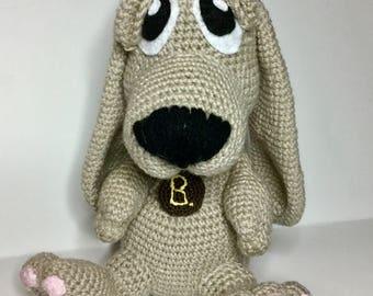 Boris the Bassett Hound