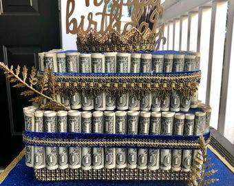 Money Cake - personalized gift