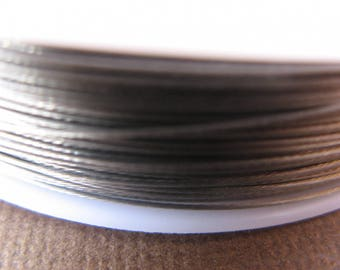 3 m of thread wrapped wire 0.5 mm