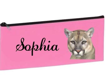 Personalized with name pink school Couguard Kit
