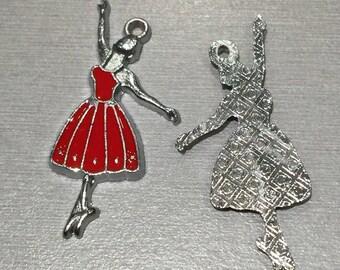 dancer (red)