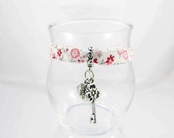 """""""My secret garden"""" floral bracelet - REF BL013"""