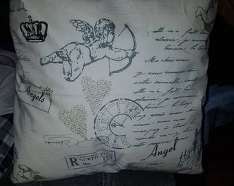 "Pillow cover ""Angel"""