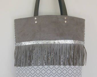 Tote Bag grey Apala
