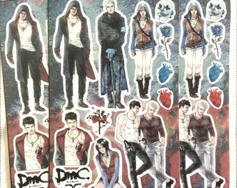 DMC stickers
