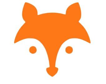 FLEX pixel pattern / Fox / choose colors