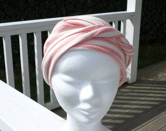 striped jersey stretchy headband designer linen ' sailor eva