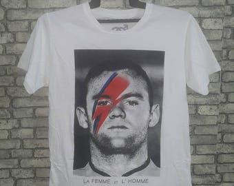 Nice graphich wayne rooney shirt