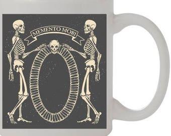Memento Mori Inc coffee mug
