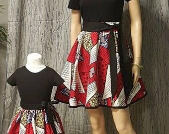 Skirt wax 3 years. HAND MADE