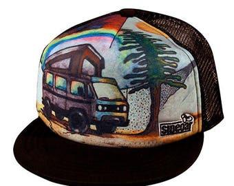 VW TRUCKER HAT