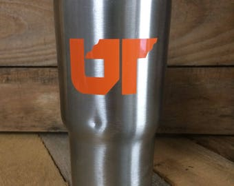 University of Tennessee decal   UT decal   Vols decal