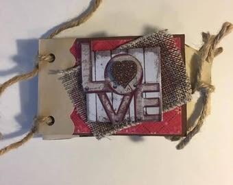 Love Mini Flip Book