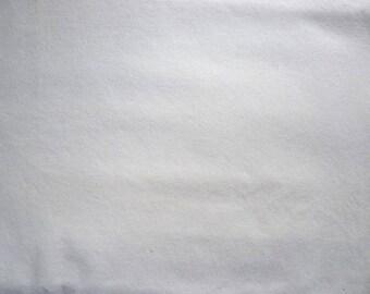 Old cut of fabric, fleece, felt