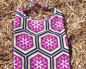 Bib Terry doubled fabric deer designs