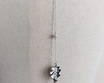 """Back """"Romance"""" with swarovski pearls wedding jewelry necklace"""