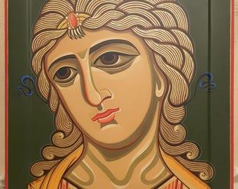 Angel of the GOLDEN VLAS. Archangel Gabriel.
