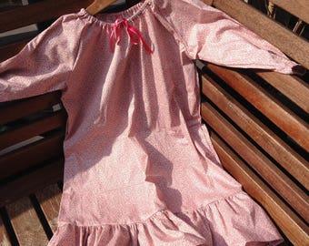 Cotton night shirt size 4t
