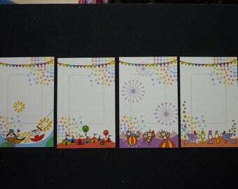 Set of 4 frames - different Styles DIY