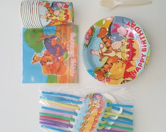 Birthday Kit for 10 children