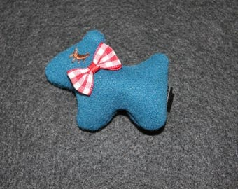 Dog small hair clip - Alligator Clip.
