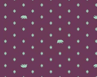 Tula Pink - Spirit Animal - Bear Hug - PWTP101-LUNA