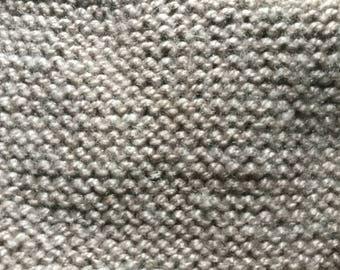 Patchwork baby blanket