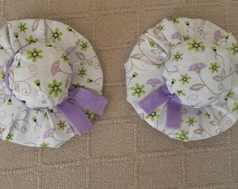 filled with Lavender Provence hats