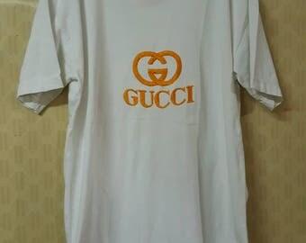 Vintage GUCCI tshirt