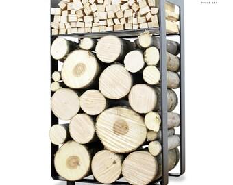 The Dorset Log Holder Firewood Rack Log Basket Firewood Holder Log Storgae