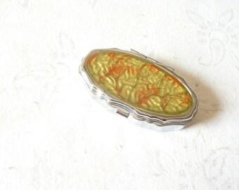 No. 47, bronze, light collection, pill box