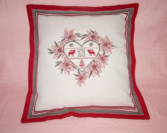 cushion for Valantin Valentine love heart