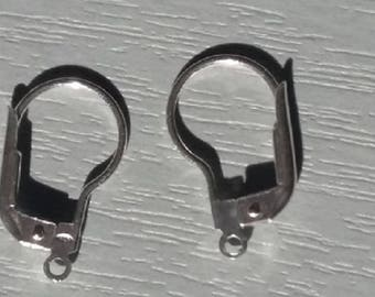 Earrings sleepers Silver 925