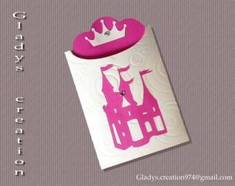 invitation / invitation christening / communion / birthday