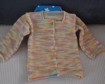 Vest size 6 months