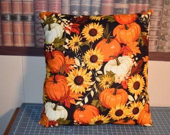 Pumpkins Galore Decorative Pillow