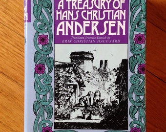 A Treasury of Hans Christian Andersen, Nelson Doubleday, 1974
