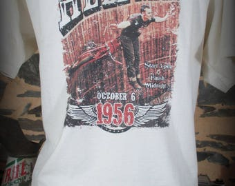 Hell Riders 1956 (beige) by T:XXL Deco cars t-shirt