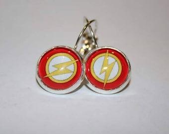 Flash Stirling Silver earrings