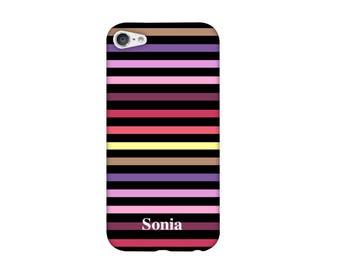 Case for iPhone 4 4s 5 5s 5SE, 5 c, 6, 6 plus, 6s, 6s +, 7, 7 + Sonia