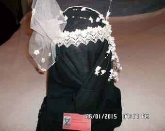 Cuff style Head band for wedding accessory