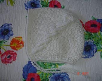 Mixed cream Hat