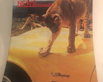 Corvette news February/March 1976 issue