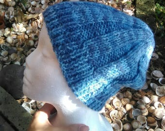 Wool cap made with young fashion irons