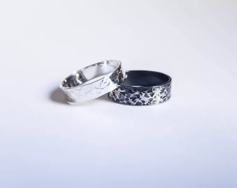 Fragment Band Ring