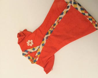 Sindy  1974 wrapover dress