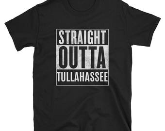 Straight Outta Tullahasee T-shirt