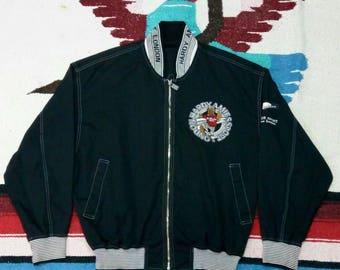 Vintage hardy amies sport London bulls yachts club Sweater /sweatshirt/jacket