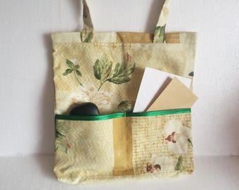 Bag Vintage Tote Shopping Bag